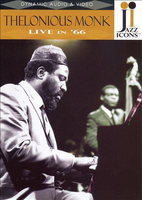 Thelonious Monk live in '66