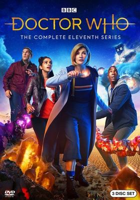 Doctor Who. The complete eleventh series