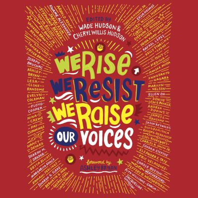 We rise, we resist, we raise our voices / Library Edition (AUDIOBOOK)
