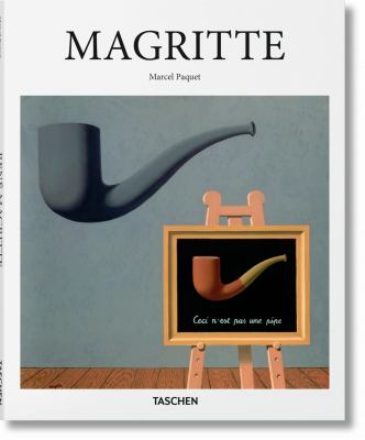 Rene Magritte : 1898-1967 : thought rendered visible
