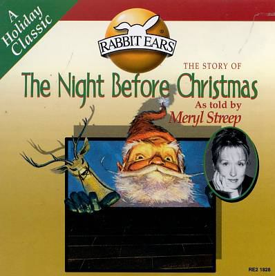 The story of the night before Christmas (AUDIOBOOK)