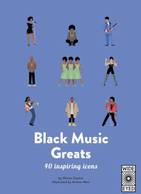 Black music greats : 40 inspiring icons