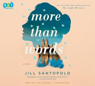 More than words : a novel (AUDIOBOOK)