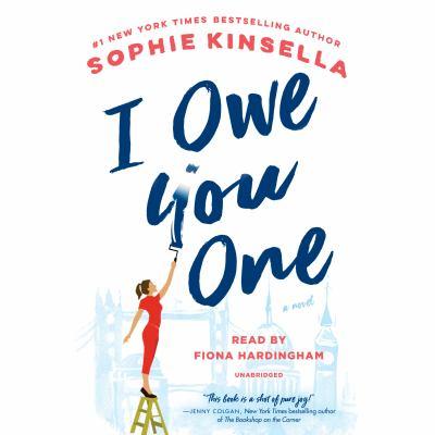 I owe you one : a novel (AUDIOBOOK)