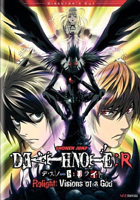Death note: relight. Visions of a god