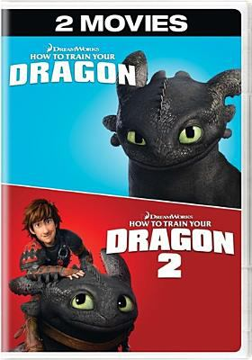 How to train your dragon ; How to train your dragon 2.
