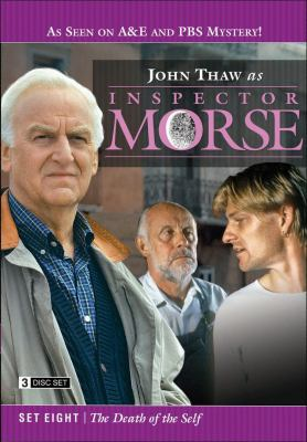 Inspector Morse. Set eight