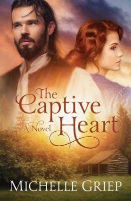 The captive heart (LARGE PRINT)