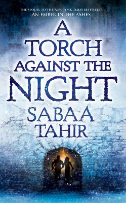 A torch against the night (LARGE PRINT)