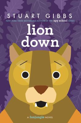 Lion down : a funjungle novel