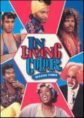 In living color. Season three