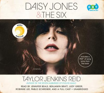 Daisy Jones & The Six (AUDIOBOOK)