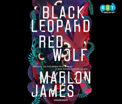 Black leopard, red wolf (AUDIOBOOK)