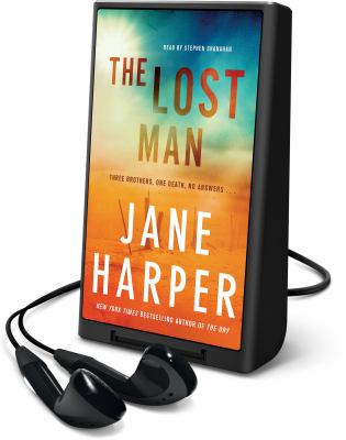 The lost man (AUDIOBOOK)
