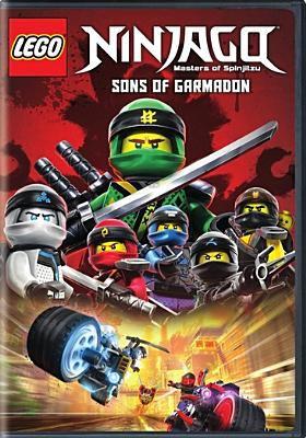 LEGO Ninjago, masters of spinjitzu. Season 8, Sons of Garmadon