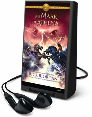 The mark of Athena (AUDIOBOOK)