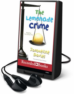 The lemonade crime (AUDIOBOOK)