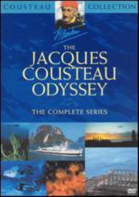 The Jacques Cousteau odyssey. The complete series