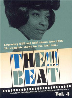 The !!!! beat. Vol. 4, Shows 14-17