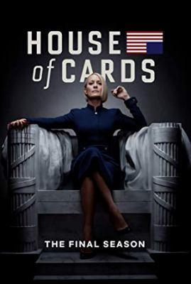 House of cards. Final season