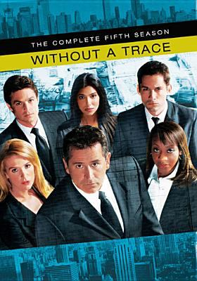 Without a trace. The complete fifth season.