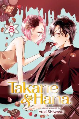Takane & Hana. 8