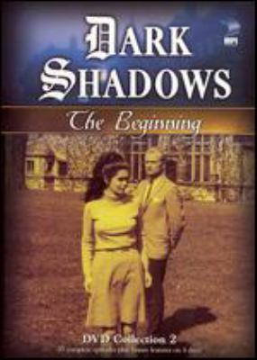 Dark shadows. The beginning. Collection 2