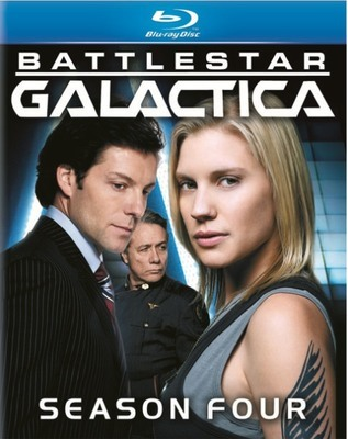 Battlestar Galactica. Season four