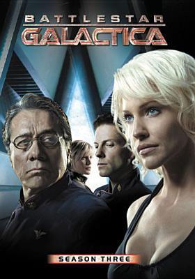 Battlestar Galactica. Season three