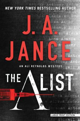 The A list (LARGE PRINT)