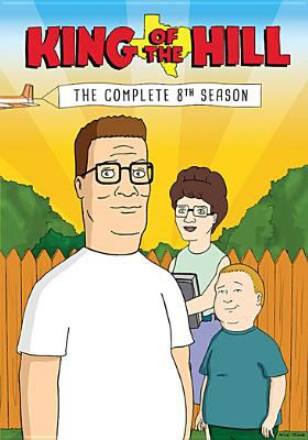King of the Hill. The complete eighth season