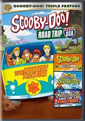 Scooby-doo!. Road trip USA.