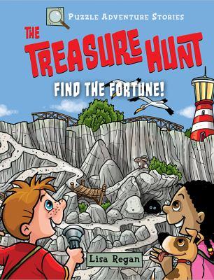 The treasure hunt : [find the fortune]