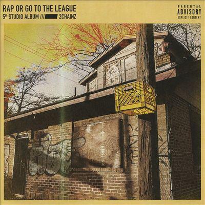 Rap or go to the league. 5th studio album