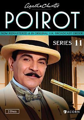 Poirot. Series 11