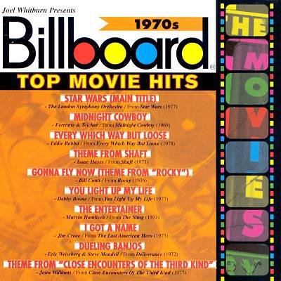Billboard top movie hits. 1970s.