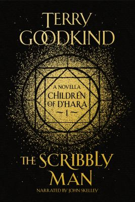 The scribbly man (AUDIOBOOK)