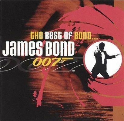 The best of Bond-- James Bond.