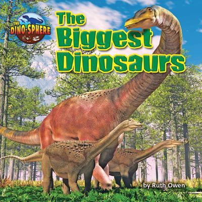 The biggest dinosaurs