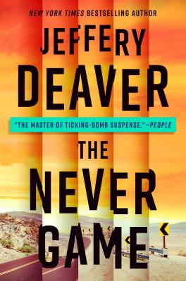 The never game (LARGE PRINT)