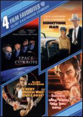 Clint Eastwood comedy : 4 film favorites.