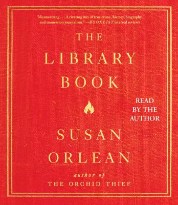 The library book (AUDIOBOOK)