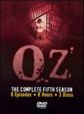 Oz. The complete fifth season