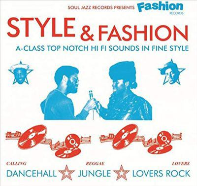 Soul Jazz Records presents. Style & fashion A-Class top notch hi fi sounds in fine style