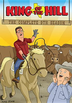 King of the Hill. The complete ninth season