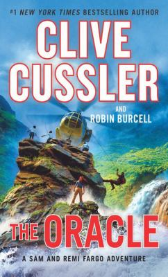 The oracle : a Sam and Remi Fargo Adventure (LARGE PRINT)