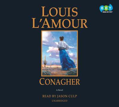 Conagher : a novel (AUDIOBOOK)