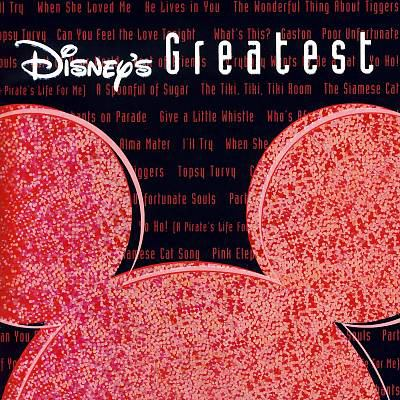 Disney's greatest. Volume 3.