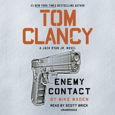 Tom Clancy Enemy contact (AUDIOBOOK)