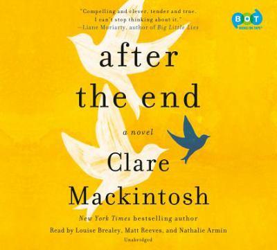 After the end : a novel (AUDIOBOOK)